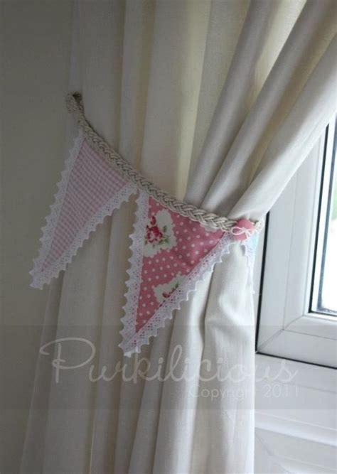 curtain ties ideas  pinterest curtain