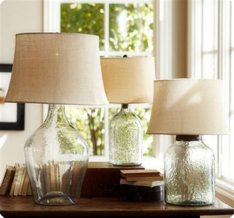 pottery barn table ls glass 25 best ideas about glass table ls on