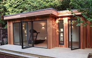 Tanda keren: Detail Building a home gym shed