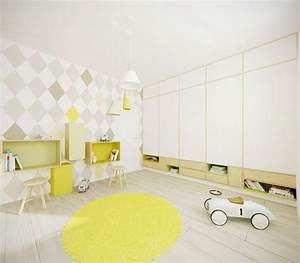Deco Murale Blanche : d co murale chambre enfant papier peint stickers peinture ~ Teatrodelosmanantiales.com Idées de Décoration