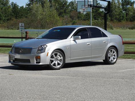 2006 Cts Cadillac by 2006 Cadillac Cts V Information And Photos Zombiedrive