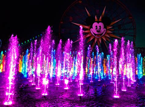 color world disneyland resort viewing tips world of color 171 disney