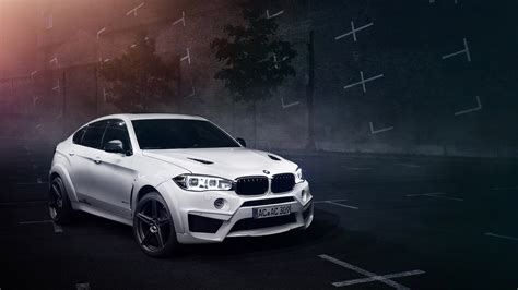 2018 Ac Schnitzer Bmw X6 M Falcon Wallpaper Hd Car