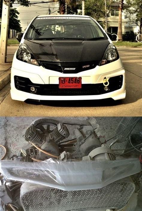 baru jual kit custom honda jazz ge8 mugen js racing ings modulo takero dsb