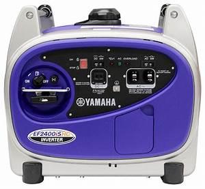 Yamaha G U00e9n U00e9ratrice Ef2400ishc