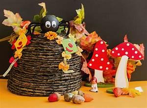 Kreativ Im Herbst : kreativ ideen f r herbst und halloween kleine ~ Lizthompson.info Haus und Dekorationen