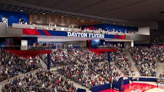 home plans with in suites of dayton unveils ud arena renovation arena