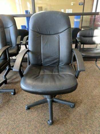 fabrique par executive rolling office chair madison