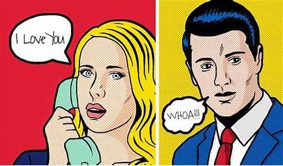 Roy Lichtenstein Pop Comic Create Warhol Portraits