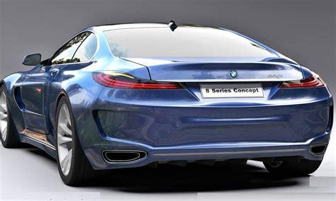 2020 Bmw 8 Series Concept  Auto Bmw Review
