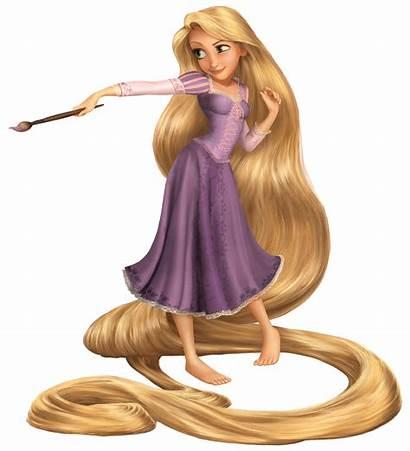 Tangled Transparent Clip Rapunzel Disney Princess Clipart