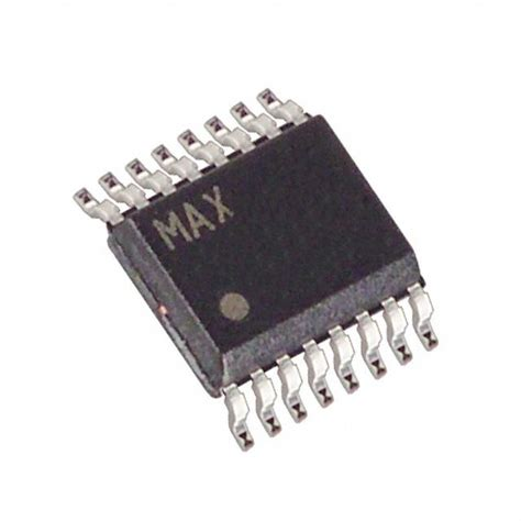Maxacee Maxim Integrated Interface Analog Switches