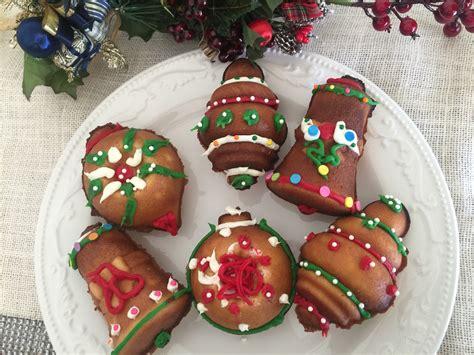 3d round ornament cookie recipe cookies 3d ornament tea cakes decorated recipeideas