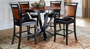 counter height dining room sets orland park black 5 pc counter height dining set dining room sets colors