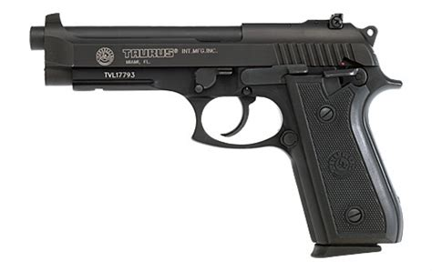Taurus Pt101 — Pistol Specs, Info, Photos, Ccw And Concealed Carry Factors™, Firepower
