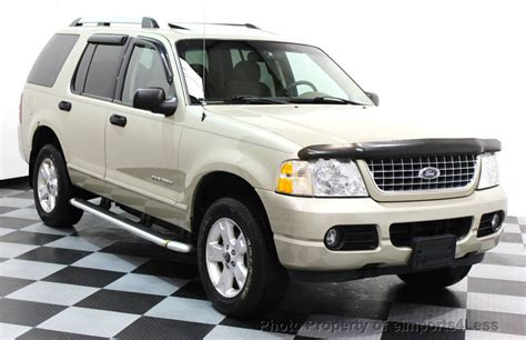2005 Used Ford Explorer EXPLORER XLT V6 4WD 7 PASSENGER at