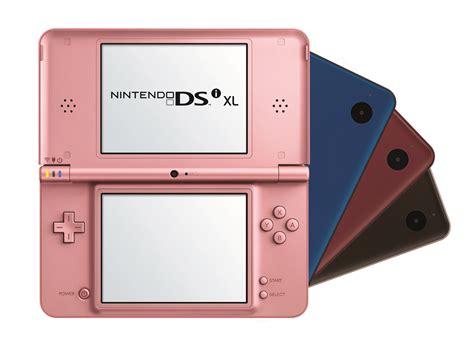 Nieuwe Kleur Nintendo Dsi Xl Voor Amerika