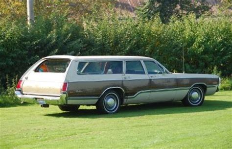 Family Chrysler by 70 Chrysler T C Wagon Chrysler Family Cars