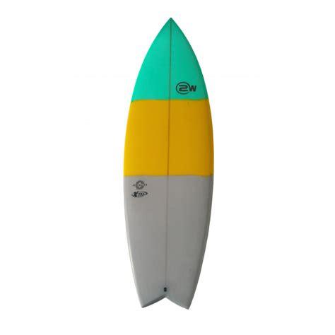 Tabla De Surf 2w Mundaka Fish 6' X 21''x2'' 12 34