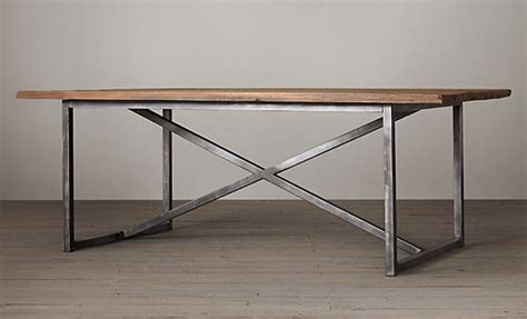 atwood desk for sale restoration hardware salvaged boatwood rectangular dining