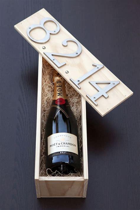 wedding ceremony wine box diy wedding