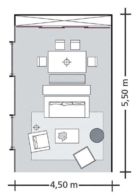 family room floor plans how to combine combine three rooms in one living room