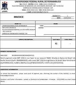 normativos e orientacoes gerencia de contabilidade e With exemplo de invoice