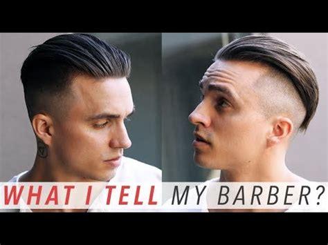 haircut     barber step