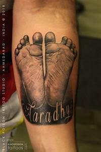 baby footprint best studio in india black