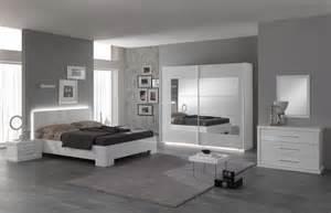 Chambre Dans Alcove by Chambre Adulte Design Laqu 233 E Blanche Alcove Ii Chambre