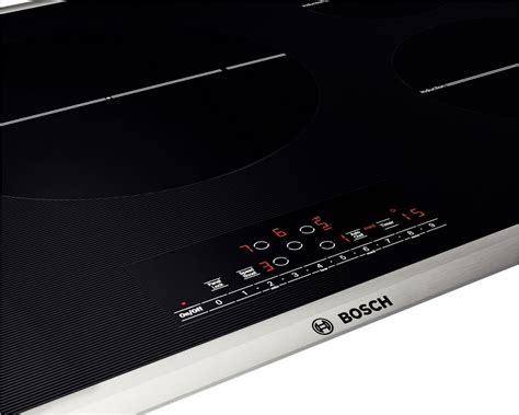 bosch induction cooktop bosch nit8666suc 800 series 36 quot induction cooktop