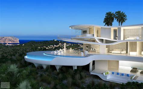 Moderne Häuser Spanien by Extraordinary 4 Bedroom Villa Javea Property
