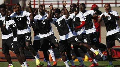 2018 World Cup: Black Stars to start training in Accra ...