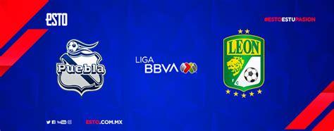 Puebla vs León: Horario, fecha y transmisión, Liga MX ...