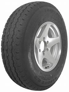 Karrier St235  85r16 Radial Trailer Tire With 16 U0026quot  Aluminum