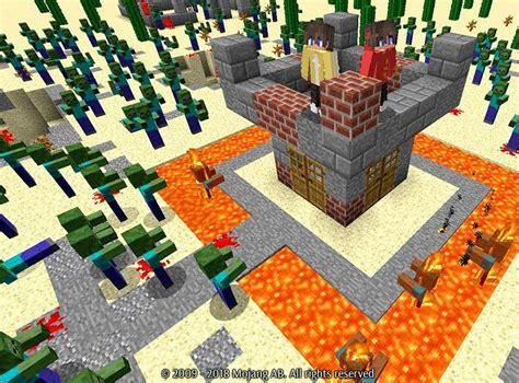 minecraft zombie apocalypse