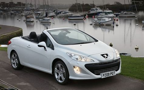 Peugeot Picture by 2009 Peugeot 308 Cc Widescreen Car Picture 07 Of
