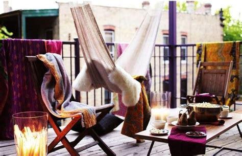 krasochnyy dekor balkona  stile boho chic