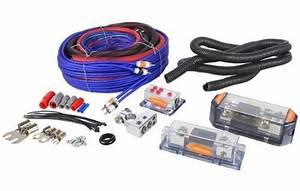 Cadence Fda0 4k 0 4 Gauge Dual Amplifier Installation Kit