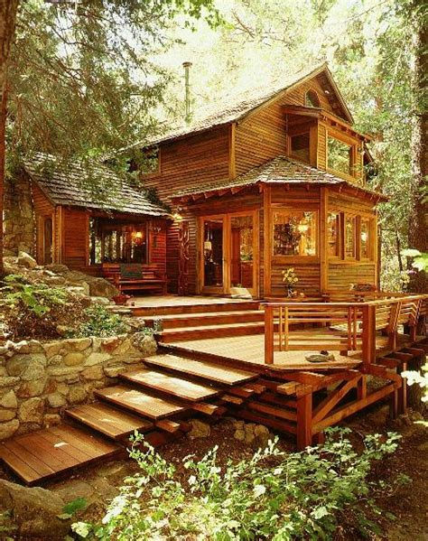 cabin in woods cabin in the woods pictures photos and images for