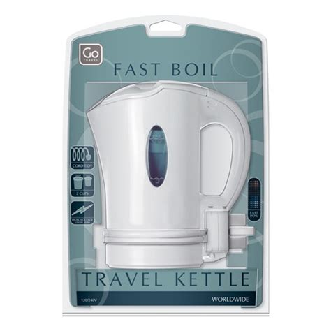 go travel kettle to go