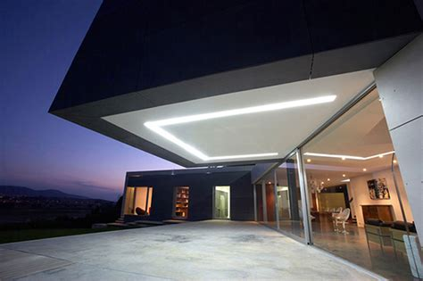 modern home interior design images modern concrete interior by plus everything is as simple as it interior photo modern interior