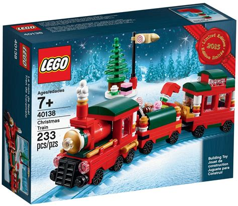 free christmas train at shop lego com brickset lego set