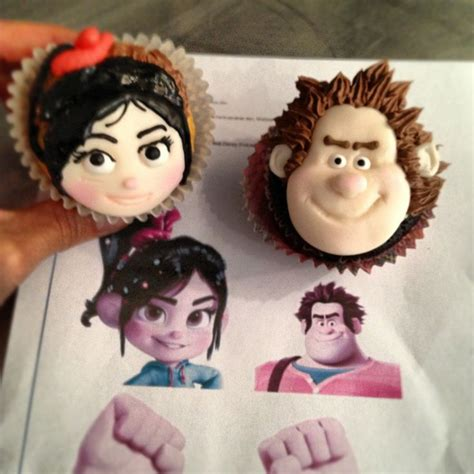 wreck it ralph cake toppers 17 best images about wrecked ralph on disney