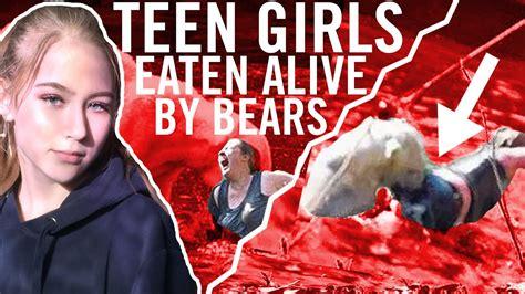 graphic teen girl suffers bear attack  final call