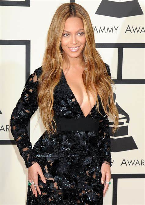 BEYONCE at 2015 Grammy Awards in Los Angeles - HawtCelebs