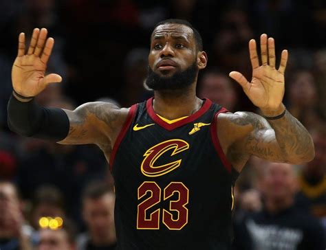 lebron james   odds favor los angeles