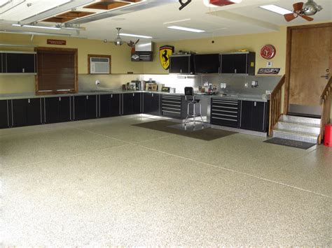 Epoxy Garage Floor Epoxy Garage Floor Cost Per Square Foot