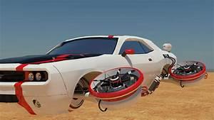Aiden Mockridge BA Game Art: Completed Future Flying Car