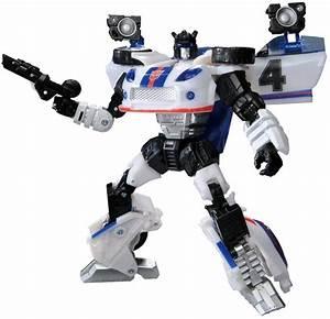 Autobot Jazz - Transformers United - TFW2005